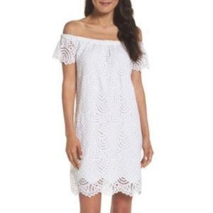 NWT Lilly Pulitzer Lace Marble Dress